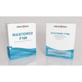 Мастерон Swiss Med Mastomed P100 10 ампул (100мг/1мл)