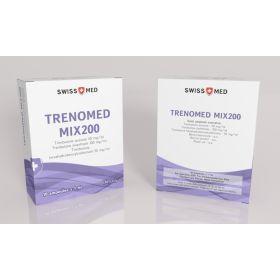 Три-Трен Swiss Med Trenomed MIX200 10 ампул (200мг/1мл)