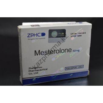 Mesterolone (Провирон) ZPHC 50 таблеток (1таб 50 мг) - Тараз