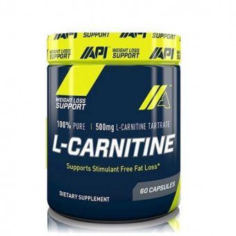 Жиросжигатель API- L-Carnitine 60 капсул - Тараз