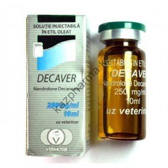 Decaver (Дека, Нандролон деканоат) Vermodje балон 10 мл (200 мг/1 мл) - Тараз